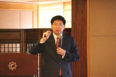 深圳万维资产首席投资官兼博普科技海外投资总监 费鹏