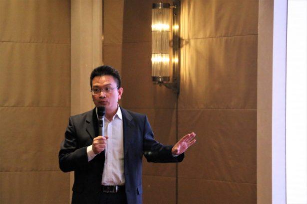 北京安信立融科技股份有限公司执行合伙人 马国超