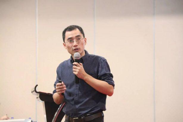 同盾科技联合创始人兼首席风险官 董骝焕