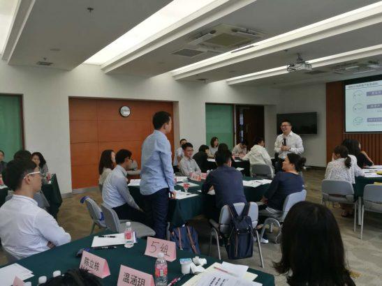 """智信研究院为太平资产""""菁鹰计划""""第一期提供培训"""